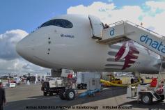 632 Airbus A350-941 F-WZNW © Michel Anciaux
