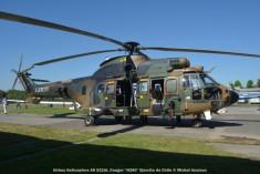 DSC_0035 Airbus Helicopters AS 532AL Cougar ''H280'' Ejercito de Chile © Michel Anciaux