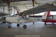 DSC_0067 Cessna 152 CC-CIM Megaparts S.A. © Michel Anciaux
