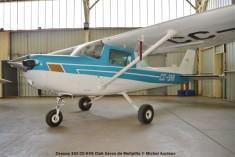 DSC_0072 Cessna 152 CC-SVB Club Aéreo de Melipilla © Michel Anciaux