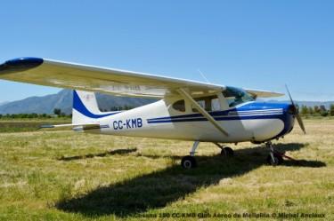 DSC_0079 Cessna 150 CC-KMB Club Aéreo de Melipilla © Michel Anciaux