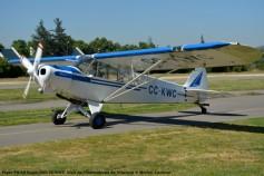 DSC_0083 Piper PA-18 Super Cub CC-KWC Club de Planeadores de Vitacura © Michel Anciaux