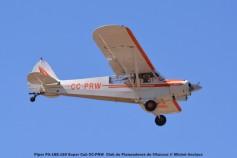 DSC_0110 Piper PA-18S-150 Super Cub CC-PRW Club de Planeadores de Vitacura © Michel Anciaux
