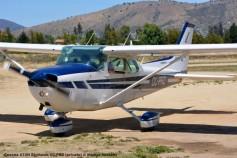 DSC_0121 Cessna 172N Skyhawk CC-PRZ (private) © Michel Anciaux