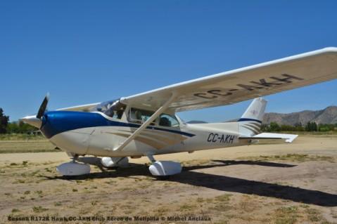 DSC_0129 Cessna R172K Hawk CC-AKH Club Aéreo de Melipilla © Michel Anciaux