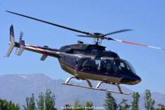 DSC_0136 Bell 407 CC-ACC © Michel Anciaux
