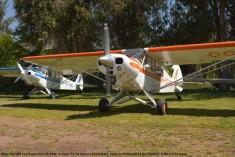 DSC_0227 Piper PA-18S-150 Super Cub CC-PRW & Piper PA-18 Super Cub CC-KWC Club de Planeadores de Vitacura © Michel Anciaux