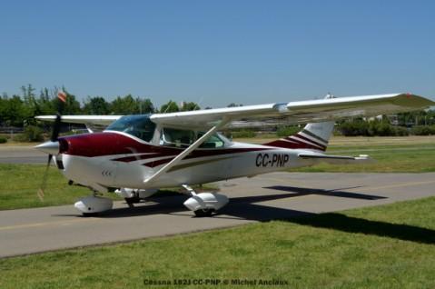 DSC_0235 Cessna 182J CC-PNP © Michel Anciaux