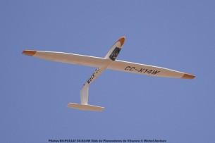 DSC_0268 Pilatus B4-PC11AF CC-K14W Club de Planeadores de Vitacura © Michel Anciaux