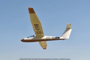 DSC_0271 Pilatus B4-PC11AF CC-K14W Club de Planeadores de Vitacura © Michel Anciaux