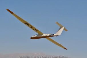 DSC_0272 Pilatus B4-PC11AF CC-K14W Club de Planeadores de Vitacura © Michel Anciaux