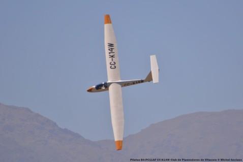 DSC_0274 Pilatus B4-PC11AF CC-K14W Club de Planeadores de Vitacura © Michel Anciaux