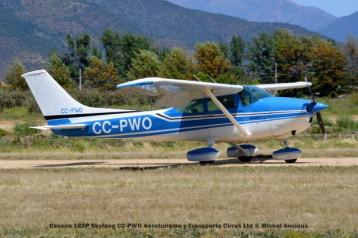 DSC_0287 Cessna 182P Skylane CC-PWO Aeroturismo y Transporte Cirrus Ltd © Michel Anciaux