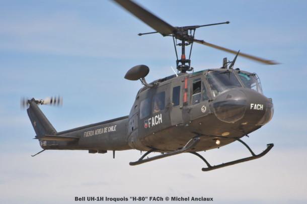 DSC_0341 Bell UH-1H Iroquois ''H-80'' FACh © Michel Anciaux