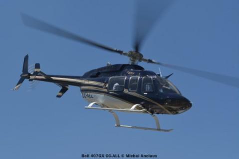 DSC_0445 Bell 407GX CC-ALL © Michel Anciaux