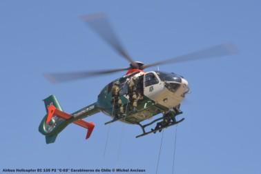 DSC_0630 Airbus Helicopter EC 135 P2 ''C-03'' Carabineros de Chile © Michel Anciaux