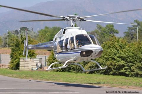 DSC_0719 Bell 407 CC-PBJ © Michel Anciaux