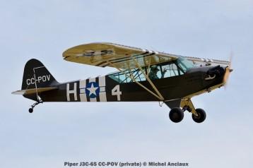 DSC_0725 Piper J3C-65 CC-POV (private) © Michel Anciaux
