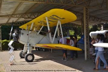 DSC_0728 Boeing A-75 N-1 Stearman CC-KWZ Club de Planeadores de Vitacura © Michel Anciaux