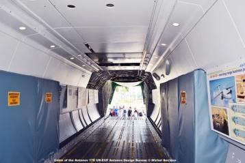DSC_0800 Cabin of the Antonov 178 UR-EXP Antonov Design Bureau © Michel Anciaux