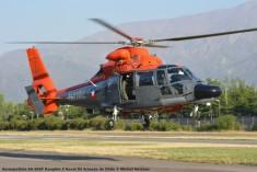DSC_1063 Aerospatiale SA-365F Dauphin 2 Naval 52 Armada de Chile © Michel Anciaux