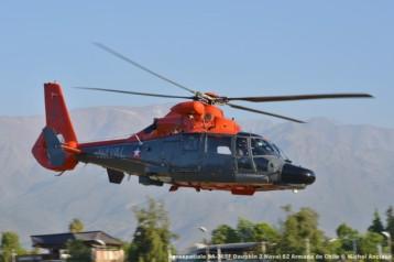 DSC_1078 Aerospatiale SA-365F Dauphin 2 Naval 52 Armada de Chile © Michel Anciaux