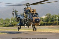 DSC_1089 Airbus Helicopters AS 532AL Cougar ''H280'' Ejercito de Chile © Michel Anciaux