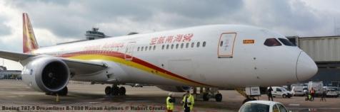 DSC_4970 Boeing 787-9 Dreamliner B-7880 Hainan Airlines © Hubert Creutzer