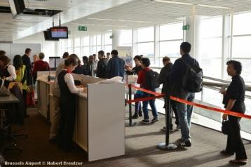 DSC_4985 Brussels Airport © Hubert Creutzer