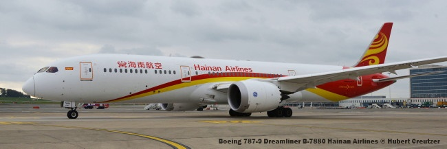 DSC_5041 Boeing 787-9 Dreamliner B-7880 Hainan Airlines © Hubert Creutzer