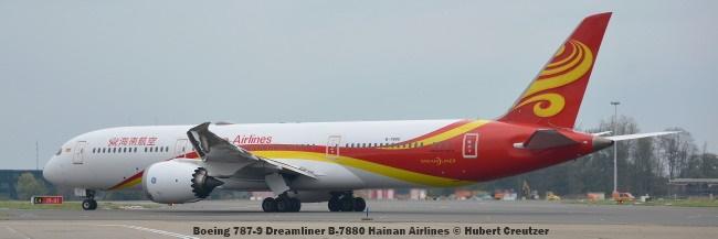DSC_5056 Boeing 787-9 Dreamliner B-7880 Hainan Airlines © Hubert Creutzer