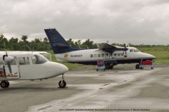 img010 Let L-410UVP Turbolet HI-693CT Servicios Aereos Profecionales © Michel Anciaux