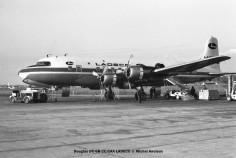 img088 Douglas DC-6B CC-CAX LADECO © Michel Anciaux