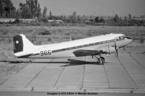 img102 Douglas C-47A 966 FACh © Michel Anciaux