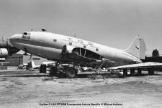 img108 Curtiss C-46A CC-CAB Transportes Aereos Squella © Michel Anciaux
