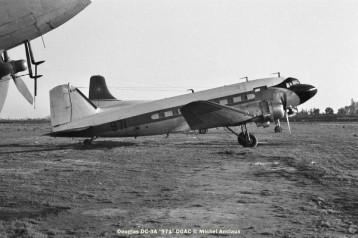 img142 Douglas DC-3A-''971'' DGAC © Michel Anciaux