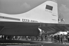 img488 Tupolev-TU-144 Prototype CCCP-68001 © Michel Anciaux
