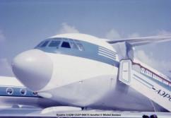 img504 Ilyushin-Il-62M CCCP-86673 Aeroflot © Michel Anciaux