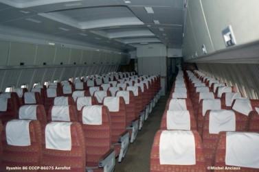 img635 Ilyushin 86 CCCP-86075 Aeroflot © Michel Anciaux