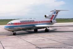 img970 Boeing 727-173C HI-312 Dominicana de Aviación © Michel Anciaux