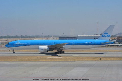 DSC_0011 Boeing 777-306ER PH-BVP KLM Royal Dutch © Michel Anciaux