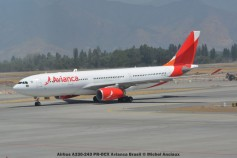 DSC_0057 Airbus A330-243 PR-OCX Avianca Brasil © Michel Anciaux