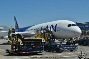 DSC_0093 Boeing 787-9 CC-BGH LATAM Chile © Michel Anciaux
