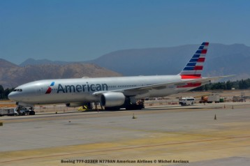 DSC_0107 Boeing 777-223ER N779AN American Airlines © Michel Anciaux