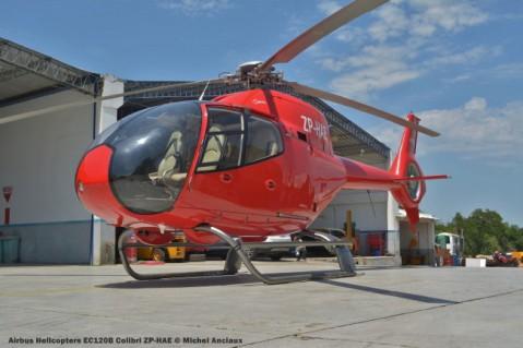 DSC_0201 Airbus Helicopters EC120B Colibri ZP-HAE © Michel Anciaux