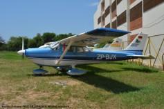 DSC_0219 Reims Cessna FR172H ZP-BJX © Michel Anciaux