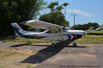 DSC_0256 Cessna 182S Skylane ZP-BIE © Michel Anciaux