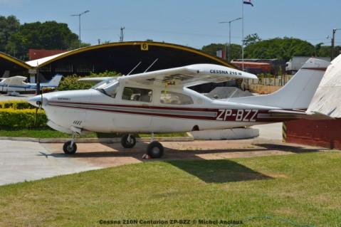 DSC_0259 Cessna 210N Centurion ZP-BZZ © Michel Anciaux