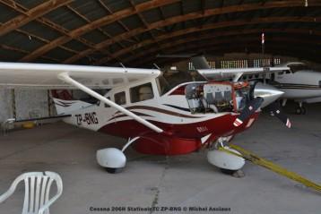 DSC_0275 Cessna 206H Statioair TC ZP-BNG © Michel Anciaux