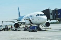 DSC_0425 Airbus A320-214 CC-BFG LATAM Chile © Michel Anciaux